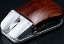 Souris EXOvault mouse design
